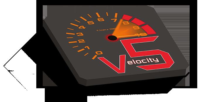 Velocity 5 Fidia