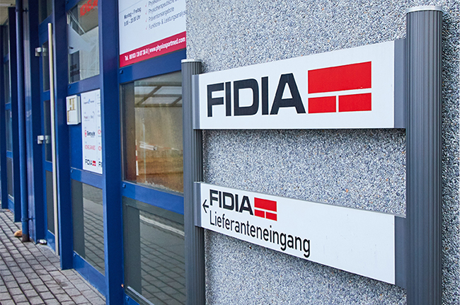 Filiale Fidia GmbH - Germania