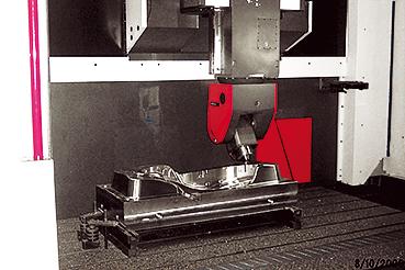 Fresatura su macchina della serie K