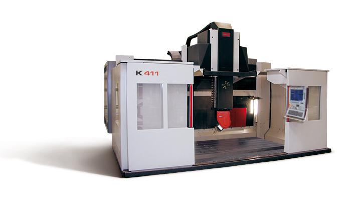 Macchina K411