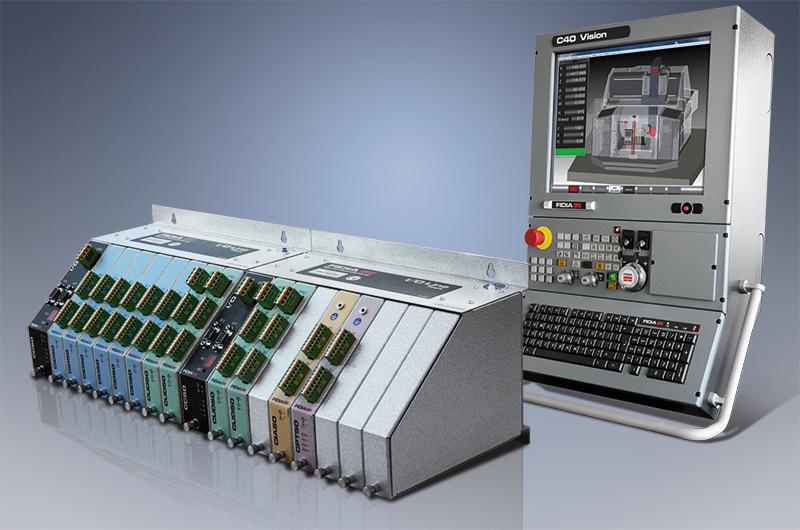 IO-Line e Controllo numerico Fidia