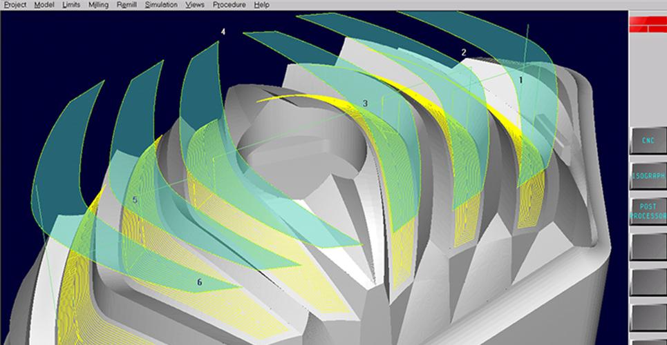 CAD 3D HiMill