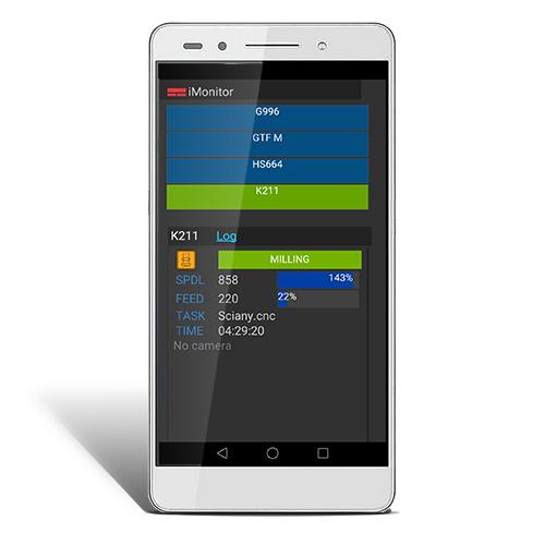 HiMonitor su mobile