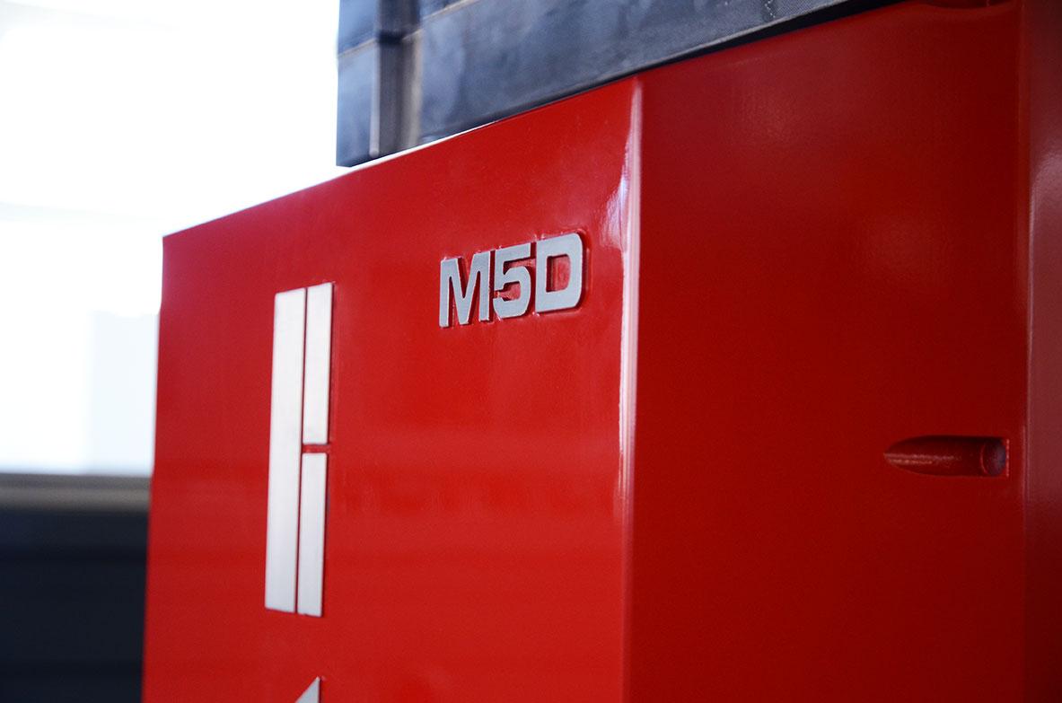 M5D Fidia